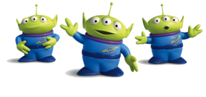 Toy Story Alien PNG Photos PNG Clip art
