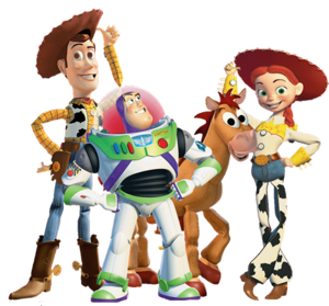 Toy Story Characters PNG File PNG Clip art