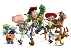 Toy Story Characters PNG Image PNG Clip art