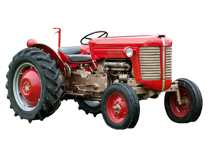 Tractor PNG Pic PNG clipart