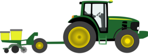 Tractor PNG Transparent Image PNG clipart