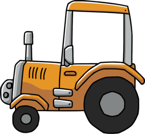 Tractor PNG Transparent Picture PNG Clip art