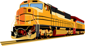 Train Rail Transparent Background PNG Clip art