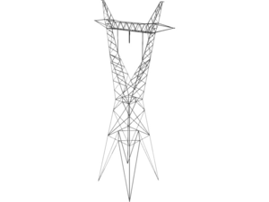 Transmission Tower PNG Transparent Image PNG clipart