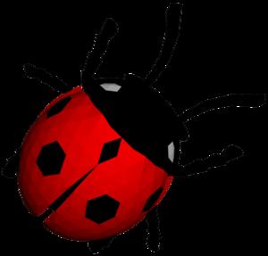 Transparent Ladybug File PNG PNG Clip art