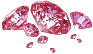 Transparent Pink Diamond PNG PNG clipart