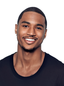 Trey Songz Transparent Background PNG Clip art