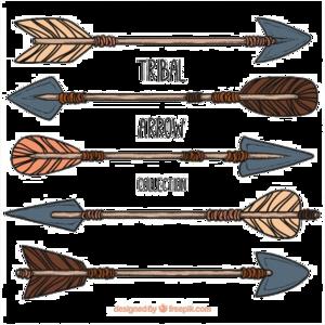 Tribal Arrow PNG HD PNG Clip art