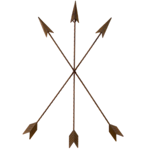 Tribal Arrow PNG Pic PNG Clip art