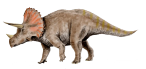 Triceratop PNG File PNG Clip art
