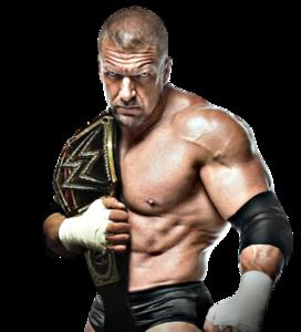 Triple H PNG Image PNG Clip art