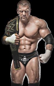 Triple H PNG Pic PNG Clip art