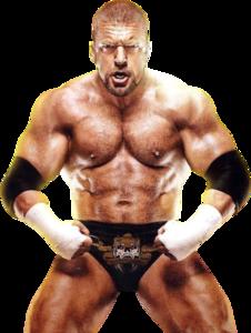 Triple H Transparent Background PNG Clip art