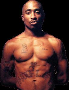 Tupac Shakur Transparent PNG PNG Clip art