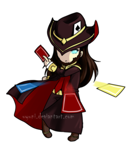 Twisted Fate PNG Image Clip art
