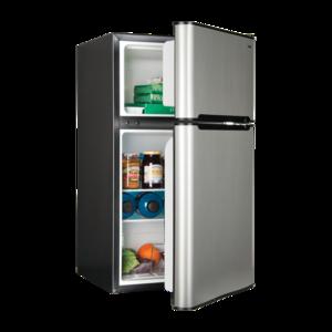 Two Door Refrigerator Transparent Images PNG PNG Clip art
