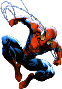 Ultimate Spiderman PNG File PNG Clip art