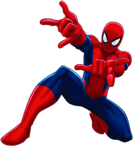 Ultimate Spiderman PNG Transparent Image PNG Clip art
