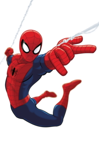 Ultimate Spiderman Transparent Background PNG Clip art