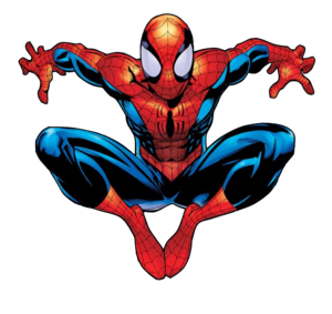 Ultimate Spiderman Transparent PNG PNG icons