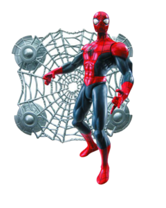 Ultimate Spiderman PNG Clip art