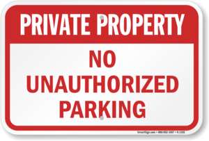 Unauthorized Sign PNG Pic PNG Clip art