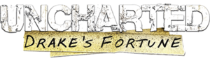 Uncharted Logo PNG Clipart PNG Clip art
