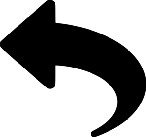 Undo Transparent Background PNG Clip art