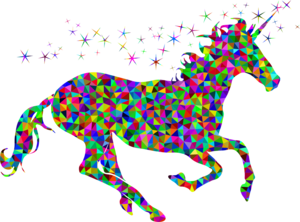 Unicorn Transparent Background PNG Clip art