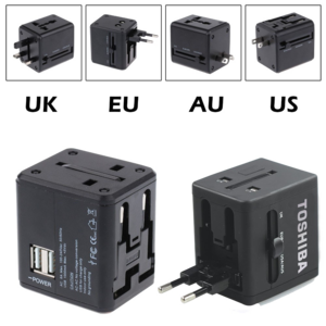 Universal Travel Adapter PNG Image PNG Clip art