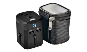 Universal Travel Adapter Transparent PNG PNG Clip art