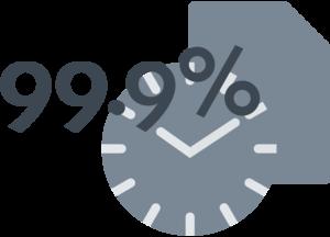 Uptime Guarantee PNG Image PNG Clip art