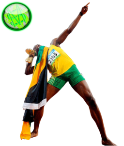 Usain Bolt PNG Free Download PNG Clip art