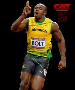 Usain Bolt PNG Image PNG Clip art
