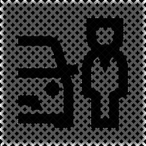 Valet Transparent Background PNG Clip art