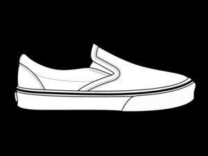 Vector Shoes PNG HD Clip art