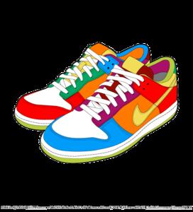 Vector Shoes PNG Clip art