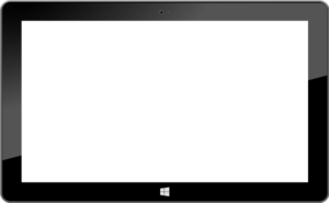 Vector Windows 8 Tablet PNG PNG Clip art