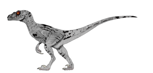 Velociraptor PNG Background Image PNG Clip art