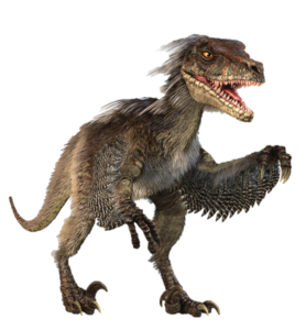 Velociraptor PNG Free Download PNG Clip art