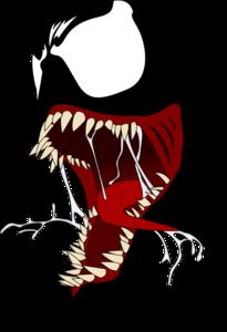 Venom PNG Pic PNG Clip art