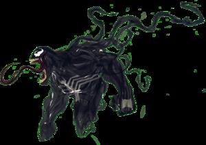Venom PNG Transparent Image PNG Clip art