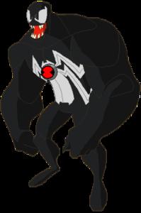 Venom Transparent PNG PNG Clip art