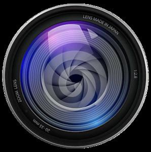Video Camera Lens PNG Image PNG Clip art