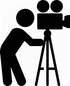 Video Camera Tripod PNG Pic PNG Clip art