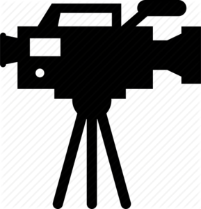 Video Camera Tripod Transparent Background PNG Clip art