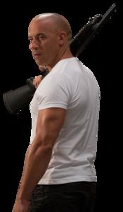 Vin Diesel PNG Image PNG clipart