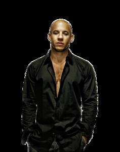 Vin Diesel Transparent Background PNG Clip art