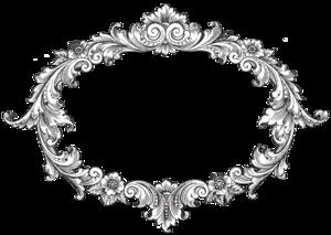 Vintage Border Frame Transparent PNG PNG Clip art