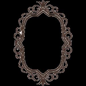 Vintage Frame PNG Transparent Picture PNG Clip art